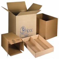 Заказать коробки цветные в Москве