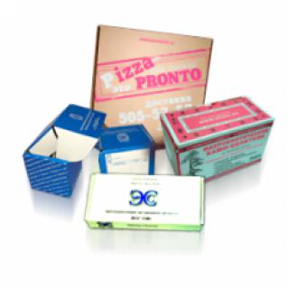 Упаковка с флексографической печатью