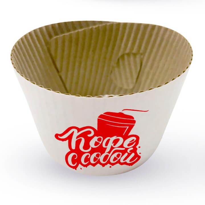 Капхолдеры держатели для стаканов с логотипом от